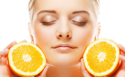 Vitamin C Infusion Facial Treatment