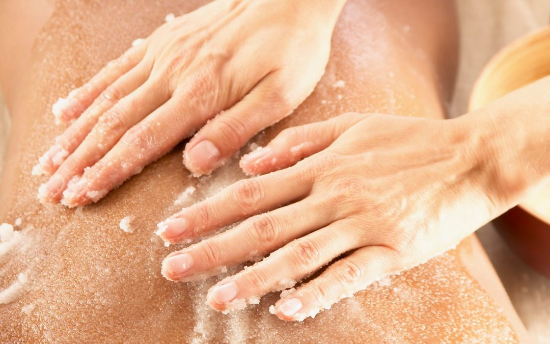 Pink Salt & Caffeine Solution Extract Bandage Wrap: The new treatment against cellulite